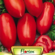 Rosii ROMA - 2 gr -Seminte Tomate Soi Semitimpuriu pentru Conservare si Prelucrare, Florian