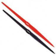 Suport 40 cm 8 mm negru irigatii din plastic de calitate superioara, Palaplast