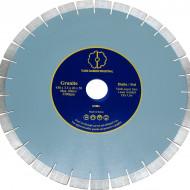 Tudee 400x50x12mm, Disc diamantat debitare granit, Dialix, standard