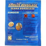 Zeama Bordeleza este un fungicid cupric (500 grame), CerexAgri