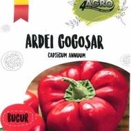 BUCUR Ardei GOGOSAR GIGANT - 1 gr - Seminte de Ardei GOGOSAR GIGANT Bucur
