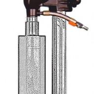 Cabel CSN-4N-MSP, unitate antrenare carota