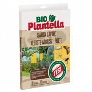 Capcane lipicioase galbene Bio Plantella - set 10 placi.
