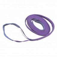 Centura ridicare Kerbl cu dublu strat - violet