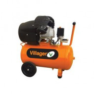 Compresor aer VAT VE 50 l / 8 bar / 3 CP, Villager