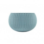 GHIVECI COZIES M MISTY BLUE, Keter