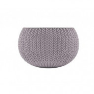 GHIVECI COZIES MIC CU LANT VIOLET, Keter