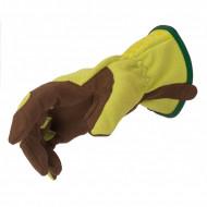 Manusi de gradina Stocker - culoare verde deschis
