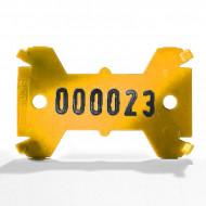 Placute de marcare Signumat Typ 01 OS - WE