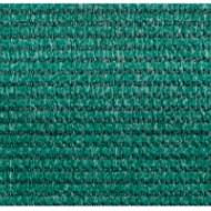 Plasa Umbrire Verde HDPE UV Densitate: 80 / B[m]: 1.5; L[m]: 10; GU[%]: 80; D[g/mp]: 80