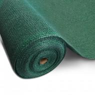 Plasa umbrire verde inchis UV 40%, latime 1,2 m, lungime 50 m