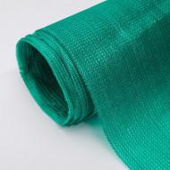 Plasa umbrire verde inchis UV 40%, latime 7,5 m, lungime 50 m