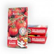 Set răsadniță medie - Tomate Buzău 47, Colectia City Garden