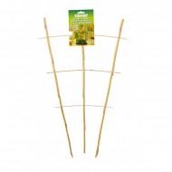 Spalier Stocker din bambus pentru plante la ghiveci (38 x 60 cm)
