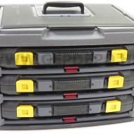 Stanley 2-99-055 Cutie cu 3 sertare echipata cu 70 scule