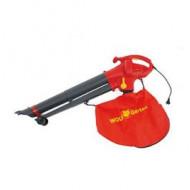 Suflanta/Aspirator electric pentru frunze LBV 2600 E / 2600 W / 50 l, Wolf-Garten