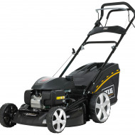 Texas Razor 5190TR/W masina de tuns gazonul 4 in 1, motor Honda 2.4 kW benzina, latime de lucru 51cm, autopropulsata, reglaj central, sac 65 litri