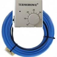 Cablu incalzire rasadnita cu termostat electronic (100 metri), putere 1600 W, SBU
