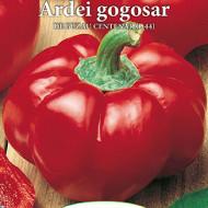Centenar (50 gr) seminte ardei gogosar soi romanesc Centenar, Mefim Agro