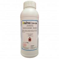 Fungicid sistemic din grupa triazolilor cu spectru larg de combatere. King 250 EW (1 LITRU), Sharda