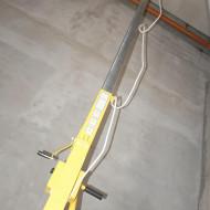 Kipor KLJ1000-2 turn de iluminat 2x1000W, halogen, telescopic