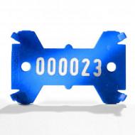 Placute de marcare Signumat Typ 01 BW - WE