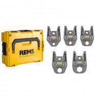 REMS Set clesti presare V15-18-22-28-35 571162R
