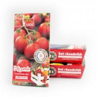 Set răsadniță medie - Tomate Buzău 1600, Colectia City Garden