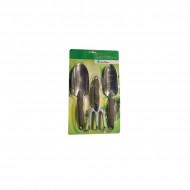 Set unelte gradina - lopatica, plantator, cultivator