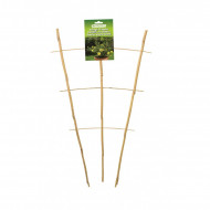 Spalier Stocker din bambus pentru plante la ghiveci (28 x 60 cm)