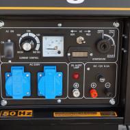 Stager YDE8500EW Generator sudare diesel monofazat, 2kVA curent sudare 200A, pornire la cheie