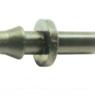 Adaptor Snap fit 3.2 mm irigatii din plastic de calitate superioara, Palaplast