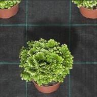 Agrotextil negru 100gr/mp - 2m x 50m, din plastic de calitate superioara, Thrace Nonwovens & Geosynthetics