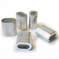 Cleme de presare din aluminiu Talurit - 11 mm