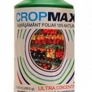 Cropmax 1 L - Ingrasaminte foliare nutrient concentrat pentru utilizare foliara 100% natural. Stimulatorul Cropmax este un produs cu certificare bio conform normelor UE