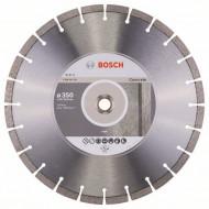 Disc diamantat Expert pentru beton 350 x 20.00+25.40 x 3.2