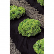 Folie microporoasa neagra pentru mulcire Stocker Protex 50 gr (2 x 20 m)