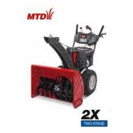 Freza zapada cu motor pe benzina Optima ME 76 T / 66 cm / 6+2 viteze / 10 CP, MTD