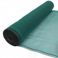 Plasa umbrire verde inchis UV 40%, latime 2 m, lungime 50 m
