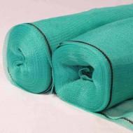 Plasa umbrire verde inchis UV 40%, latime 8 m, lungime 50 m