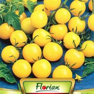 Rosii Cherry Galbene (0.5 gr), seminte tomate tip cherry galbene soi timpuriu nedeterminat, Florian Bulgaria