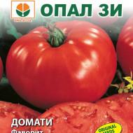 Rosii FAVORIT - 0.2 gr - Seminte de rosii Soi semitimpuriu de la Opal Bulgaria