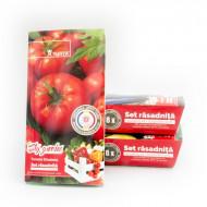 Set răsadniță medie - Tomate Elisabeta, Colectia City Garden