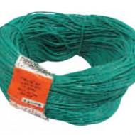 Sfoara PVC elastica legat pomii si vita de vie 3.2 mm (339m, 2kg) din plastic de calitate superioara, Palaplast