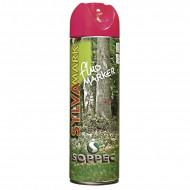 Spray forestier Soppec Fluo Marker