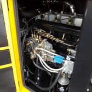 Stager YDY22S3 Generator insonorizat diesel trifazat 20kVA, 29A, 1500rpm