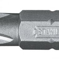 """Stanley 1-68-942 Biti 1/4"""" Phillips PH1 x 25mm - 25 buc"""