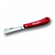 Cutit de altoit Falket cu maner din plastic - Coltelli Innesto