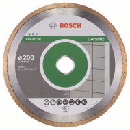 Disc diamantat Standard pentru ceramica 200mm