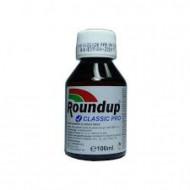 Erbicid total Roundup Classic Pro (100 mililitri), Monsanto